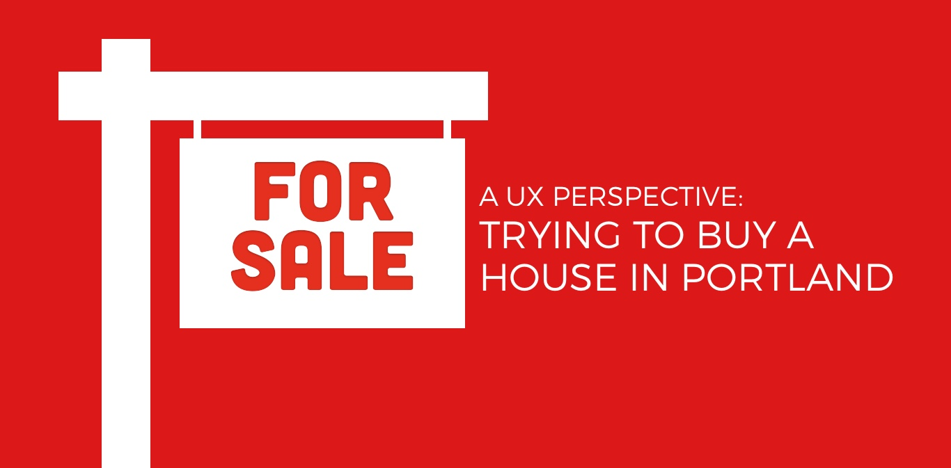Portland Home Buying: A UX Perspective on Listings