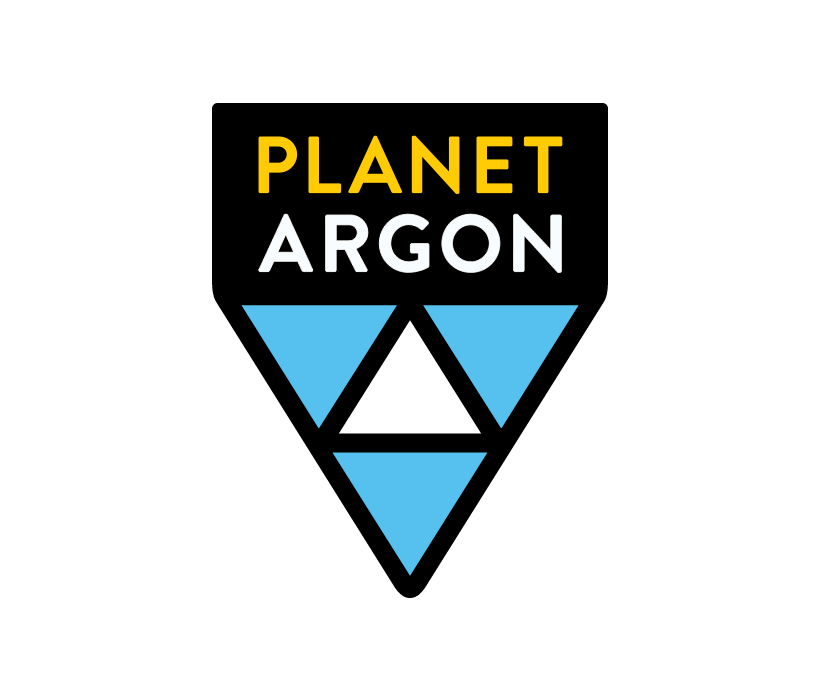 Planet Argon - logo v3