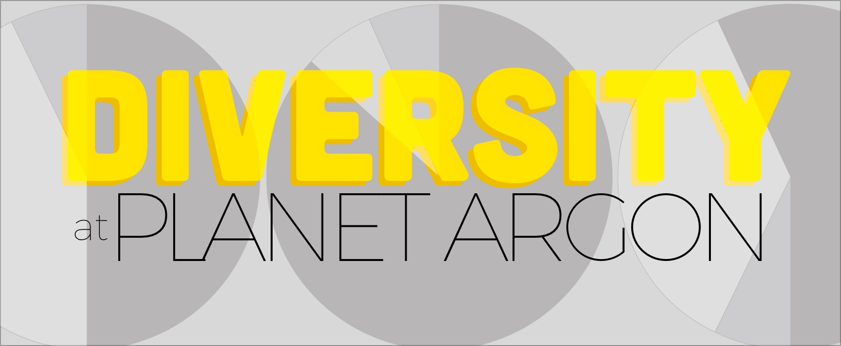 Diversity at Planet Argon - 2016 Statistics