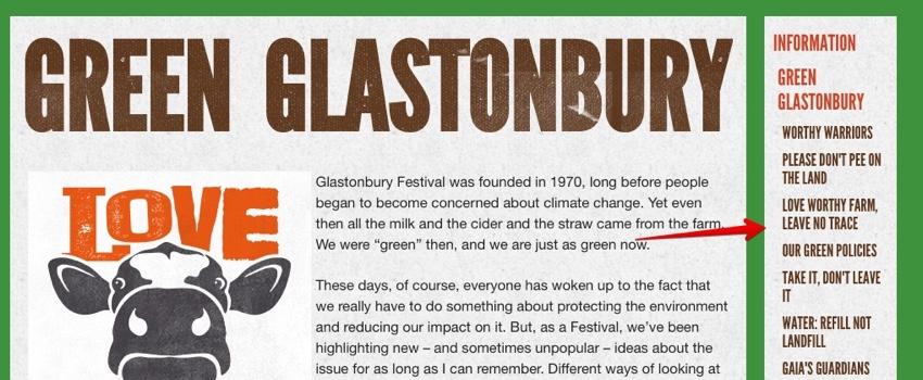 glastonbury-navigation