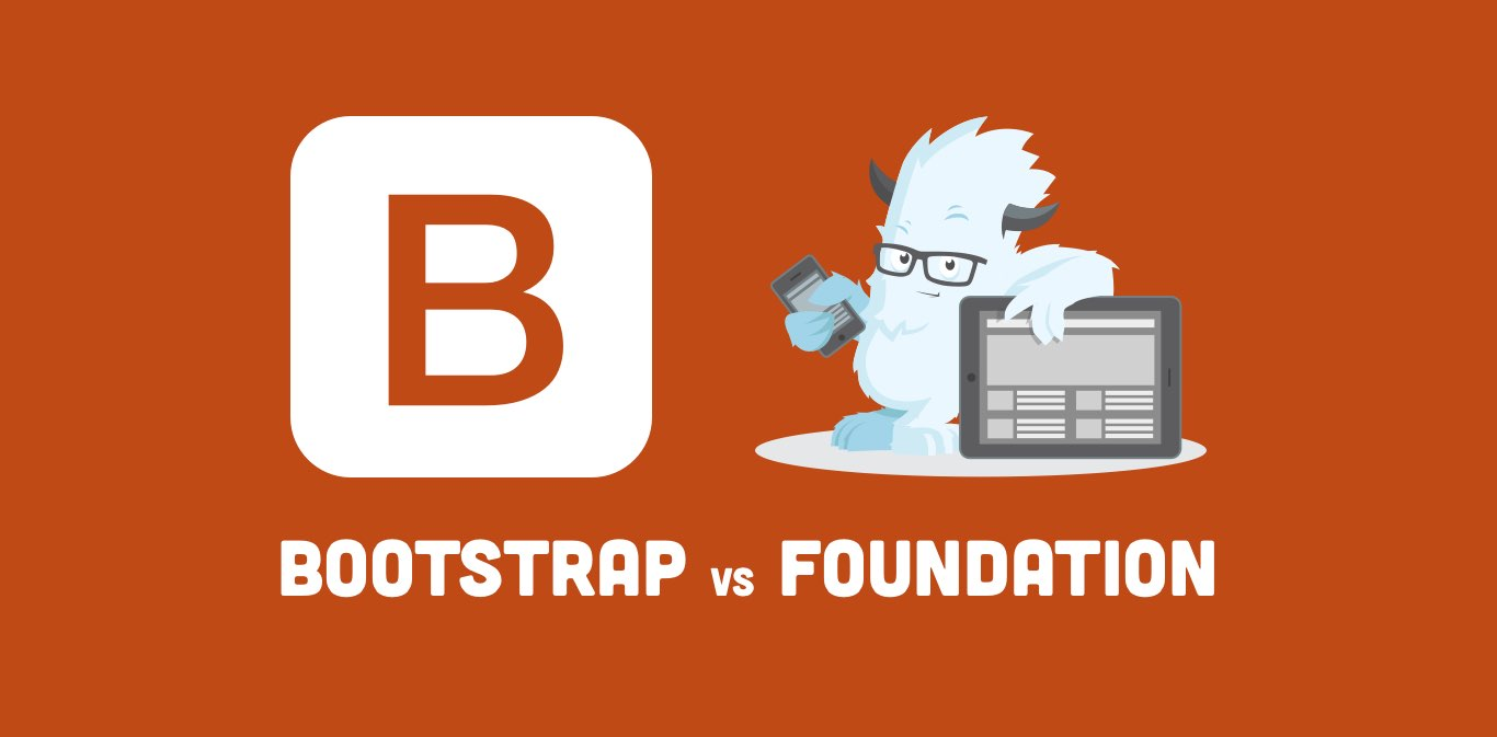 Foundation vs. Bootstrap: Which Front-end Framework Do We Prefer?