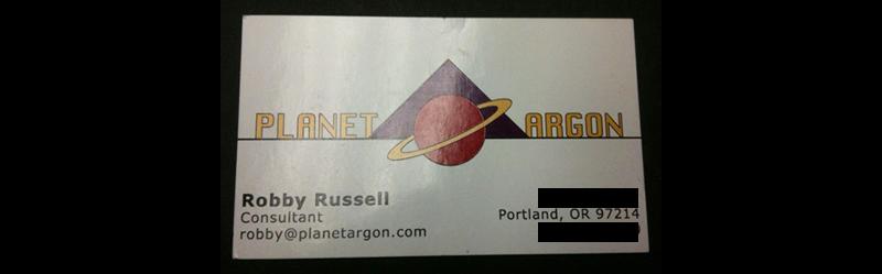 Planet Argon - logo v1