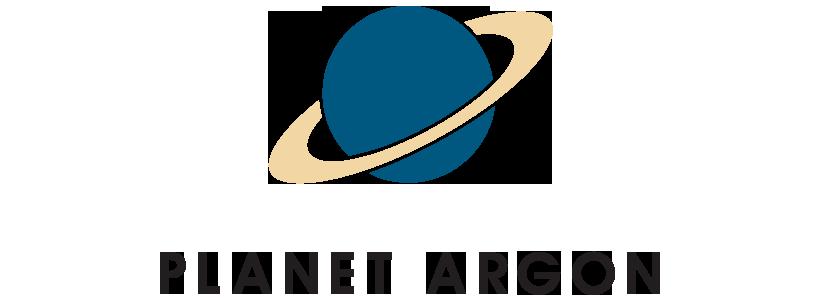 Planet Argon - logo v2