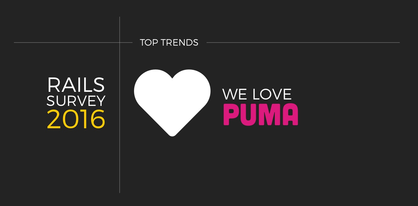Puma is the preferred choice of Rails developers